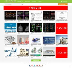 Quảng cáo trên Tailieukientruc.Net