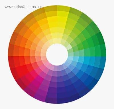 Cách chọn màu sắc trong thiết kế nội thất