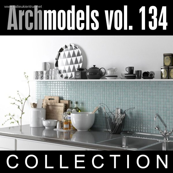 Archmodel Interiors Vol 134