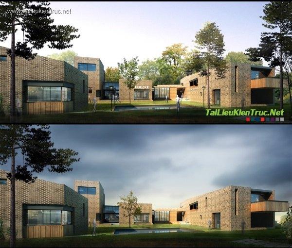 Thư viện 3D Teelan Exteriormodels Vol.3