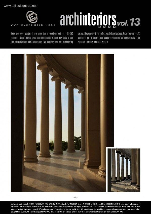 Thư viện 3dsMax EV Interiors Vol.13