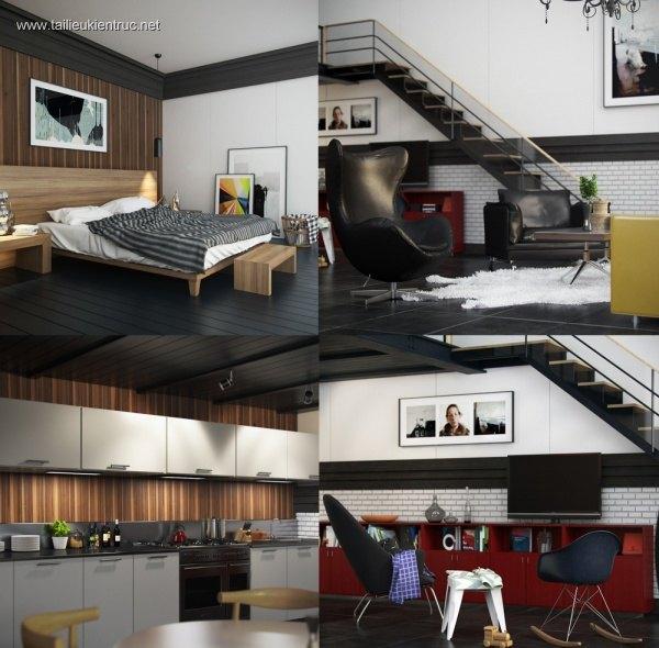 Tài liệu học 3dsmax - Aleso3D - Vray Interior Lighting