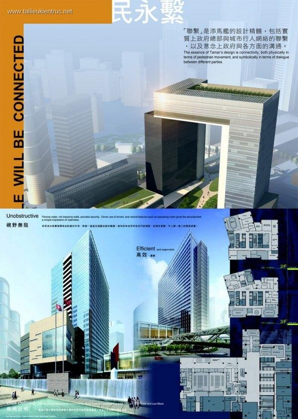 Tổng hợp Đồ án kiến trúc của sinh viên Nước ngoài