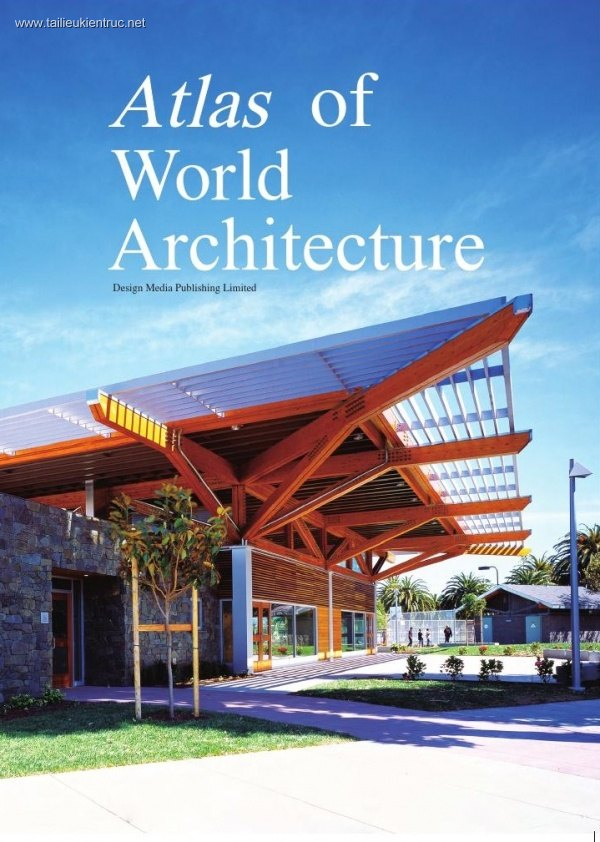 Cuốn sách Atlas of world architecture Full download
