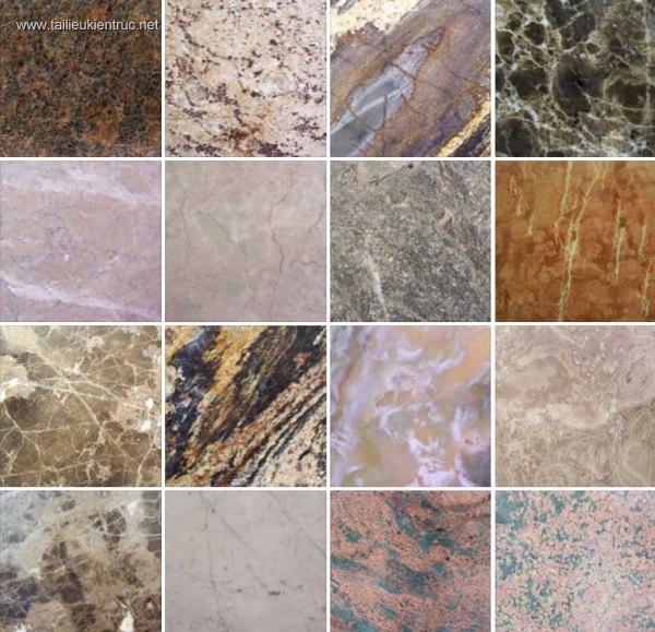 Tổng hợp 163 Map Đá Marble chất lượng P2