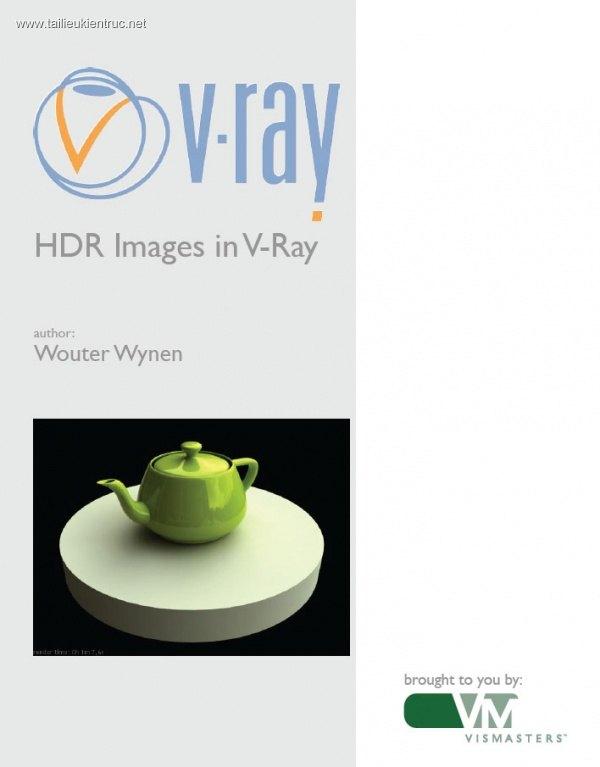 How to Use HDR Images in Vray - Làm thế nào để sử dụng HDR Hình ảnh trong Vray