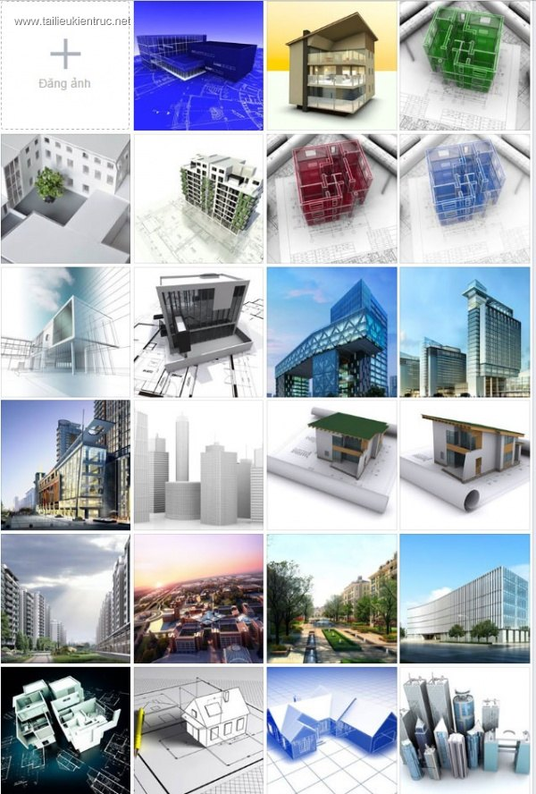 Thư viện Shutterstock Architecture and Design Full Download