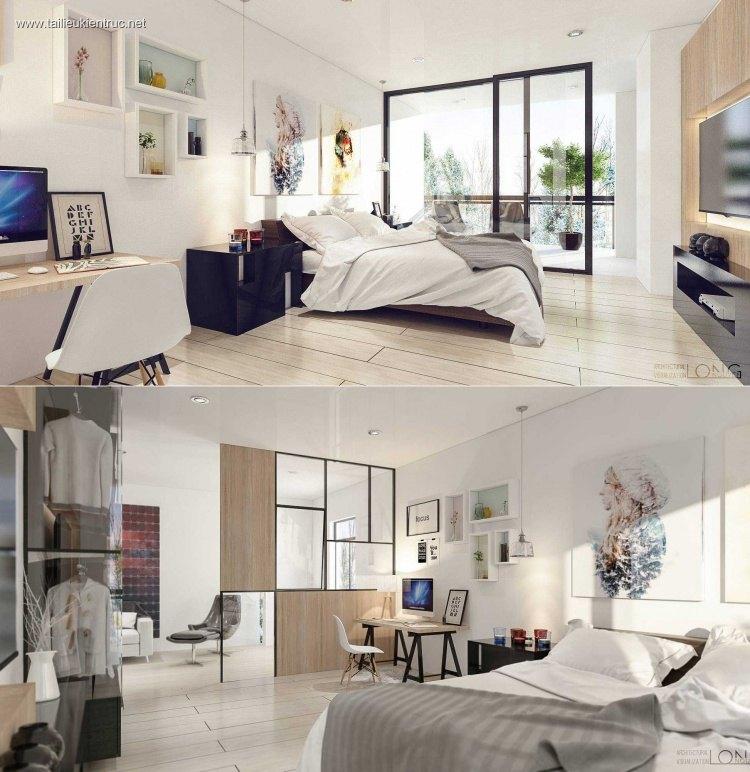 Phối cảnh phòng ngủ master đẹp full 3ds max 00022