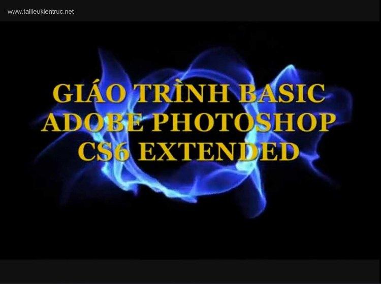 Video hướng dẫn học photoshop cơ bản trong 60 Phút