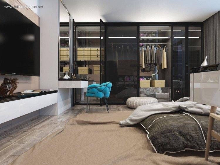 Phối cảnh phòng ngủ master đẹp full 3ds max 00024