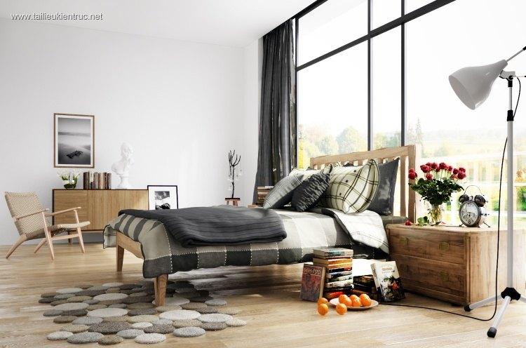 Phối cảnh phòng ngủ đẹp full 3ds max 00027