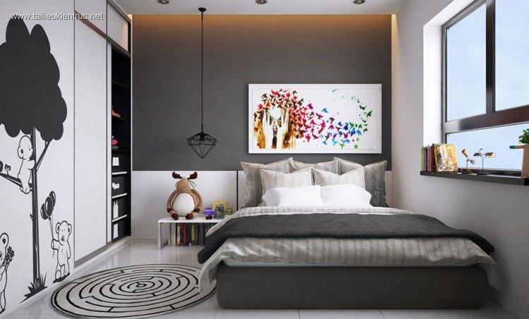 Phối cảnh phòng ngủ đẹp full 3ds max 00030