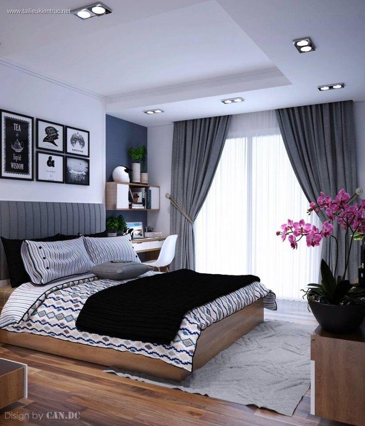 Phối cảnh phòng ngủ đẹp full 3ds max 00032