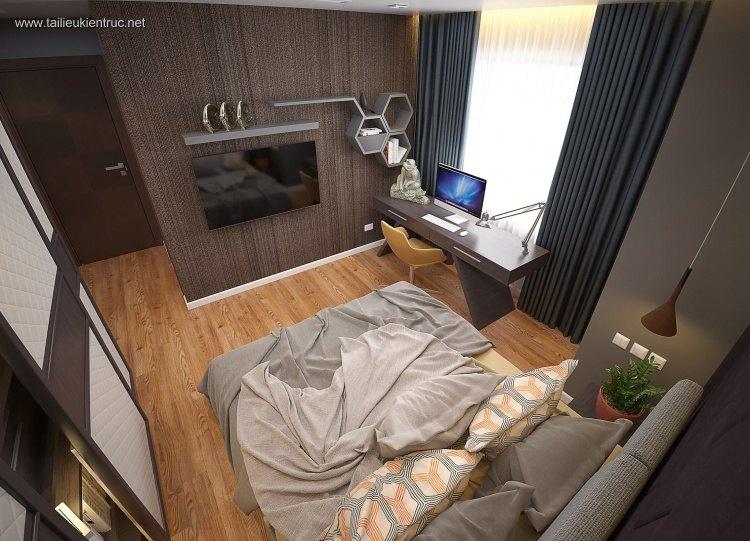 Phối cảnh phòng ngủ đẹp full 3ds max 00034