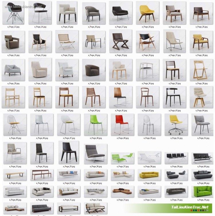 Thư viện tổng hợp 68 model 3d ghế Hiện đại cực đẹp 00025