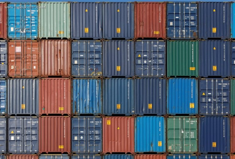 Thư viện 300 Map ảnh cỡ lớn về Metal containers full download
