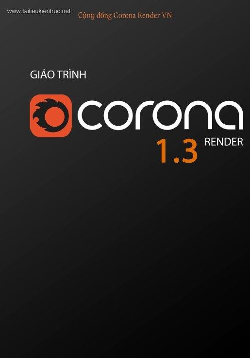 Giáo trình Corona Render by Long Nguyễn