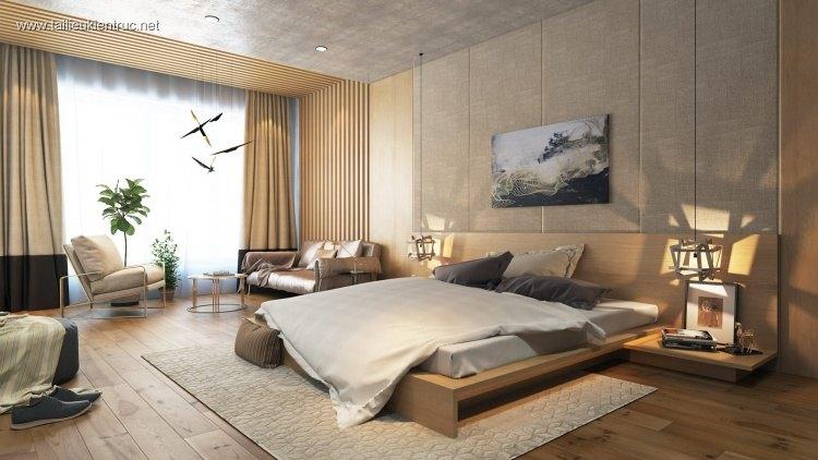 Phối cảnh phòng ngủ hiện đại đẹp full 3ds max 00047