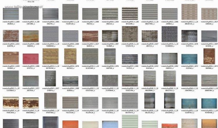Thư viện tổng hợp 132 Map cửa cuốn các loại chất lượng P3