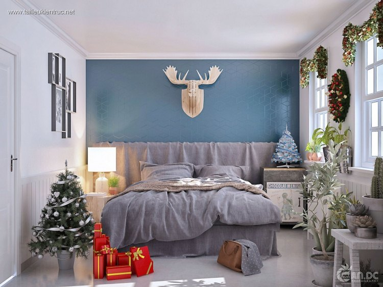 Phối cảnh phòng ngủ Master hiện đại đẹp full 3ds max 00057