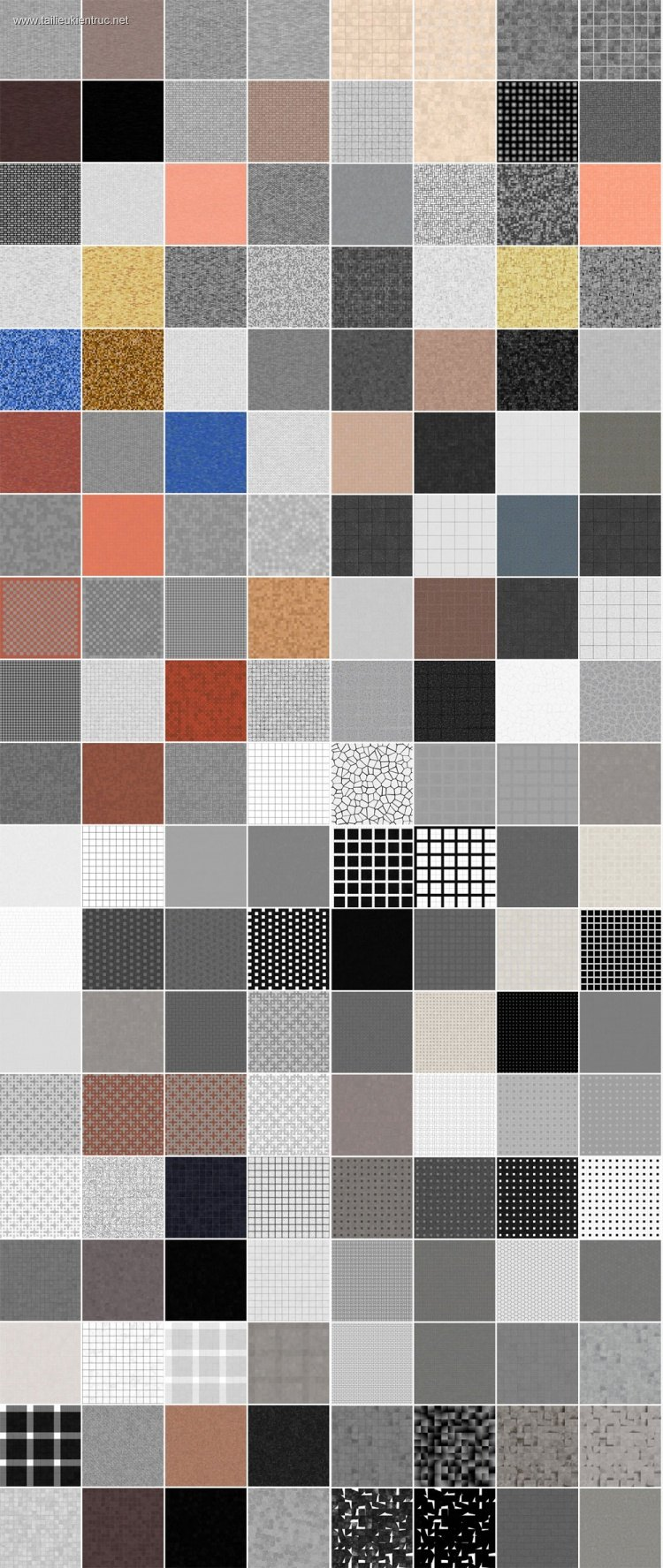 Thư viện 160 file ảnh tổng hợp Map gạch tiles chất lượng cao #9