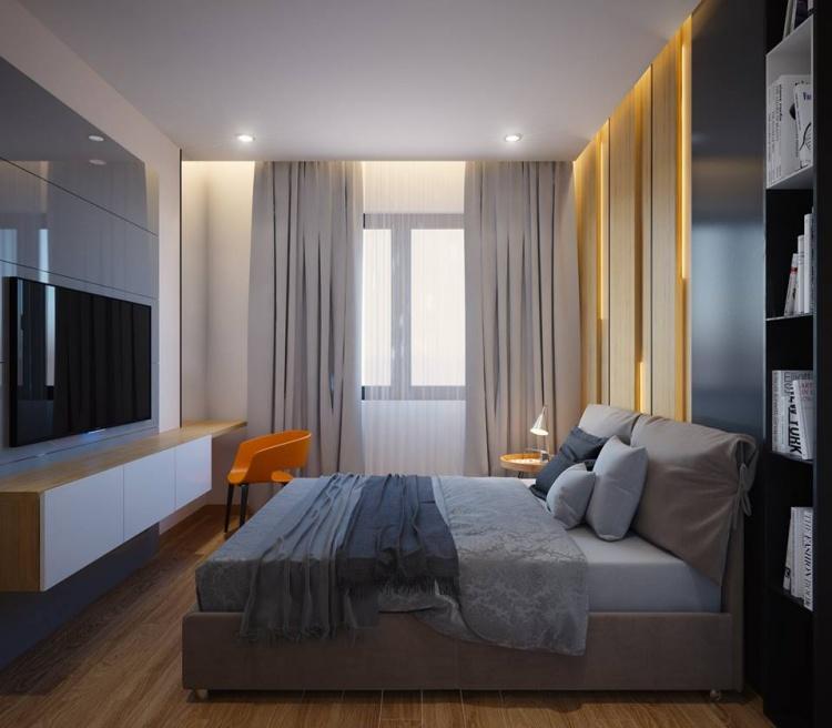 Phối cảnh phòng ngủ Master phong cách Hiện đại full file 3dsmax 00067