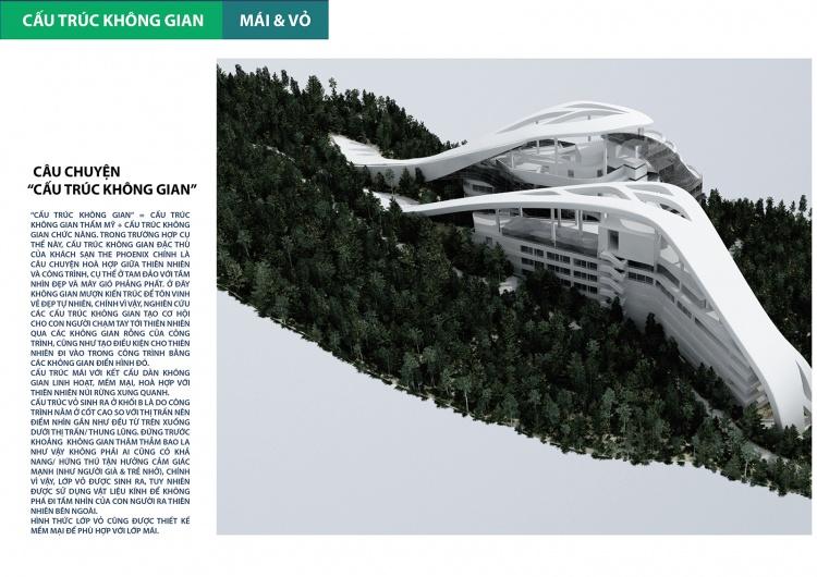 Đồ án tốt nghiệp kiến trúc - Thiết kế Khách sạn Tam Đảo