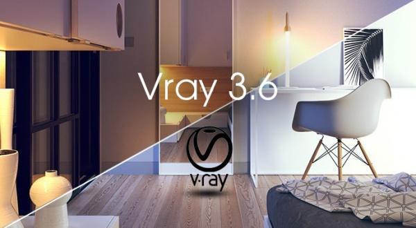 Tổng hợp link download toàn bộ Vray 3.6 từ 3dsmax 2014 đến 3dsmax 2018