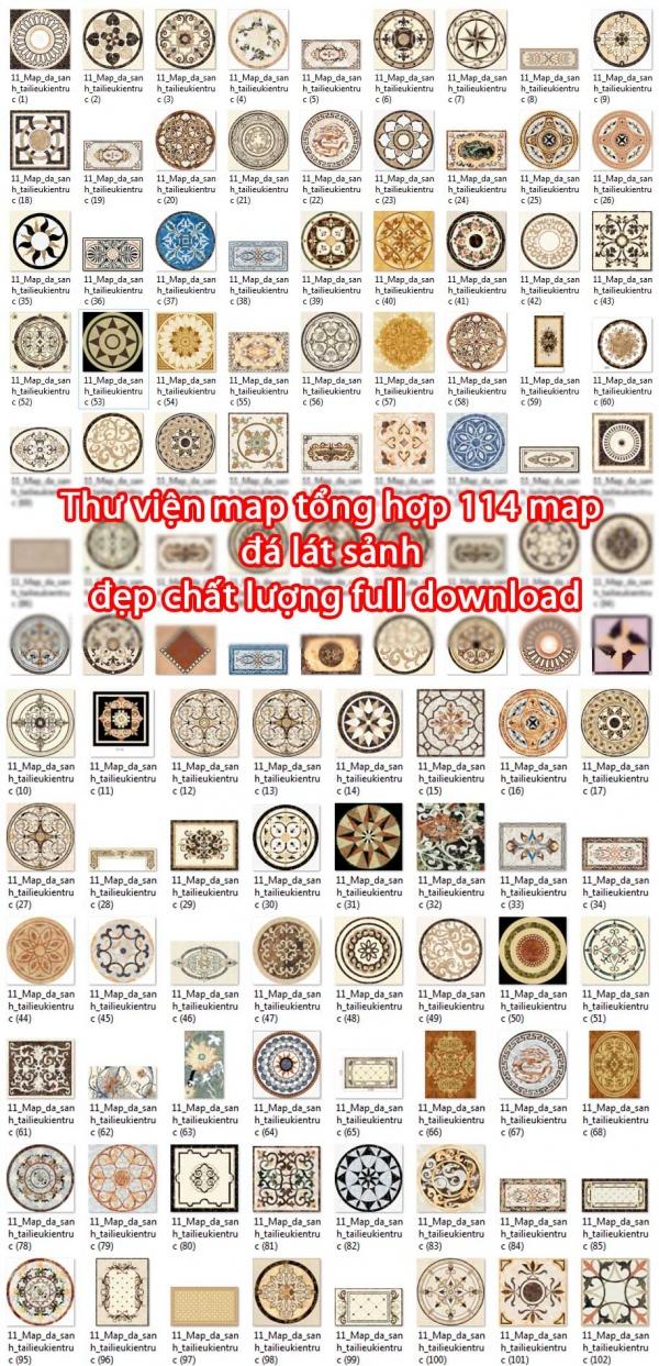 Thư viện map tổng hợp 114 map đá lát sảnh đẹp chất lượng full download