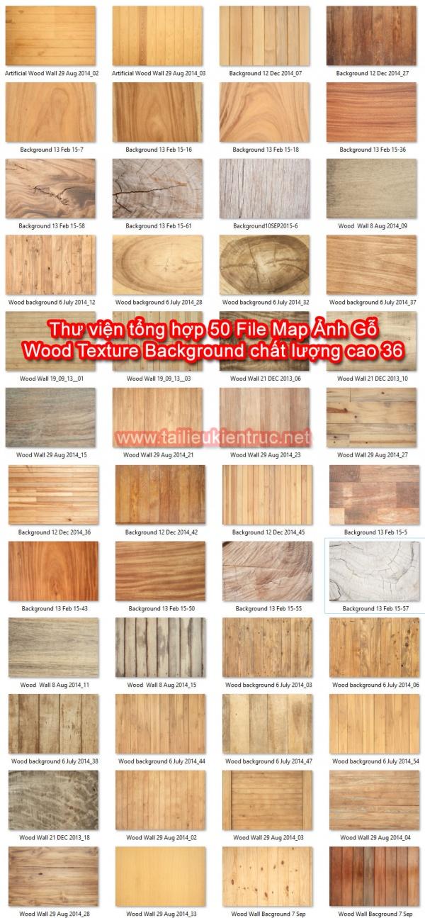 Thư viện tổng hợp 50 File Map Ảnh Gỗ Wood Texture Background chất lượng cao 36