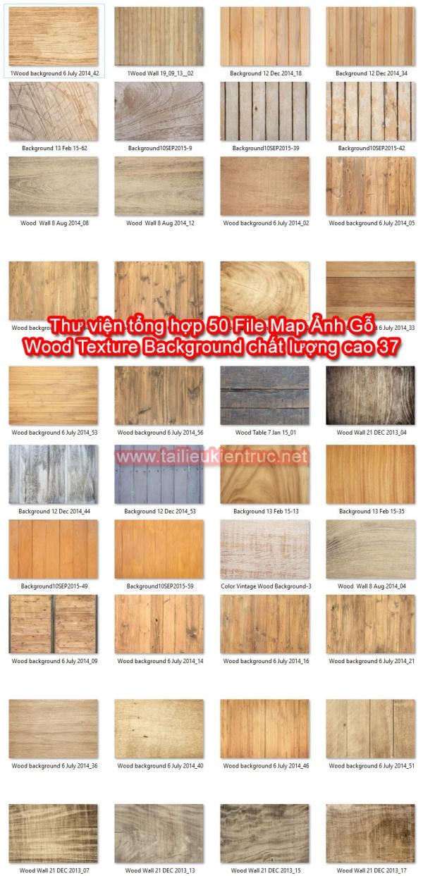 Thư viện tổng hợp 50 File Map Ảnh Gỗ Wood Texture Background chất lượng cao 37