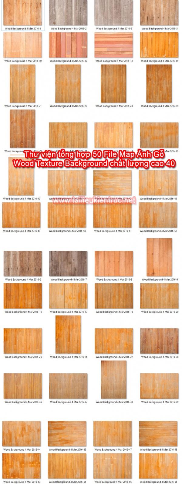 Thư viện tổng hợp 50 File Map Ảnh Gỗ Wood Texture Background chất lượng cao 40