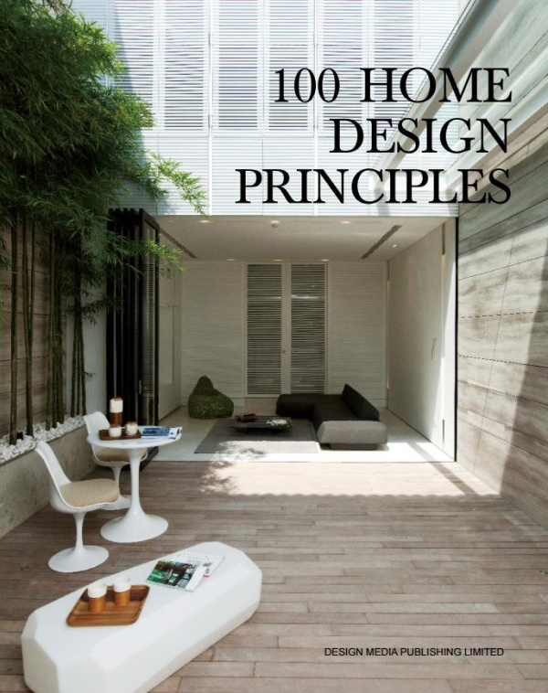Cuốn sách 100 HOME DESIGN PRINCIPLES download