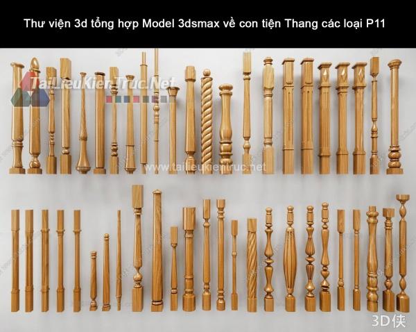 Thư viện 3d tổng hợp Model 3dsmax về con tiện Thang các loại P11