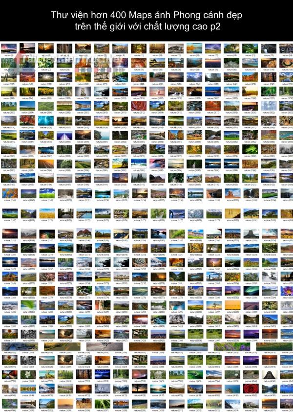Thư viện hơn 400 Maps ảnh Phong cảnh đẹp trên thế giới với chất lượng cao p2