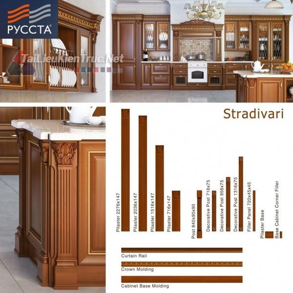 Thư viện 3dsmax tổng hợp về các Model Cánh tủ bếp đẹp và Pro P5
