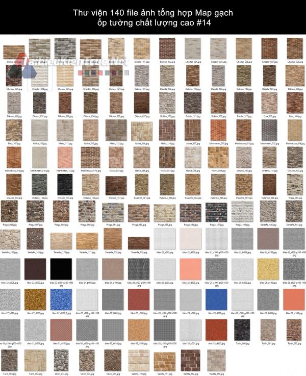 Thư viện 140 file ảnh tổng hợp Map gạch ốp tường chất lượng cao #14