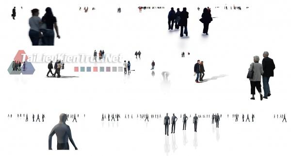 Thư viện photoshop Người 052 file PSD chất lượng cao
