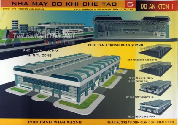 Đồ án công nghiệp nhà máy cơ khí chế tạo- Phạm Hồng Quang MS37