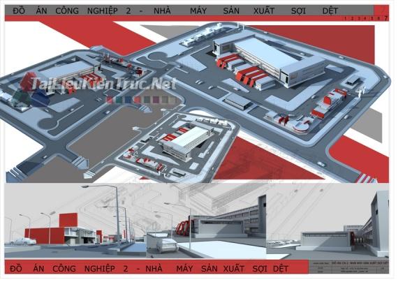 Đồ án công nghiệp nhà máy sợi dệt 4 MS135