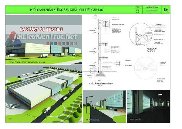 Đồ án công nghiệp nhà máy sợi dệt 8 MS139