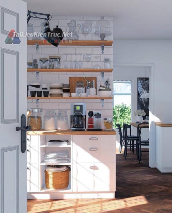 Thư viện Lumion model về phòng bếp chất lượng và đẹp P1