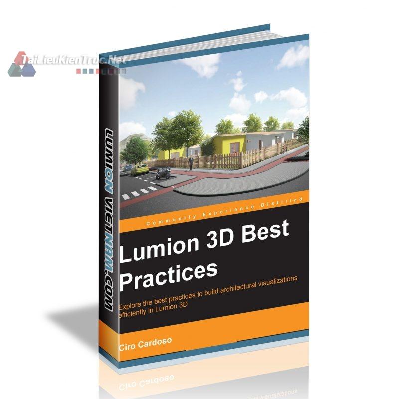 Giáo trình thực hành cùng Lumion 3d của Ciro Cardoso