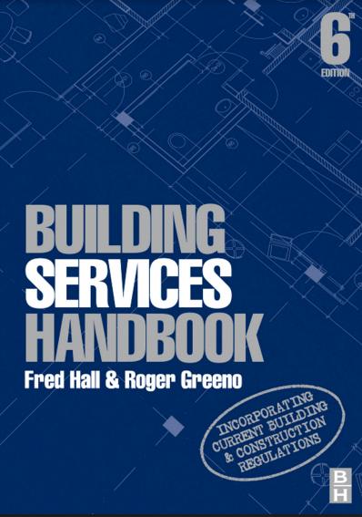 Sách sổ tay về hệ thống công trình Building Services Handbook