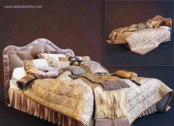 Model Bed 00001