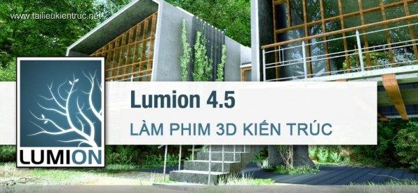 Phần mềm Lumion 4.5