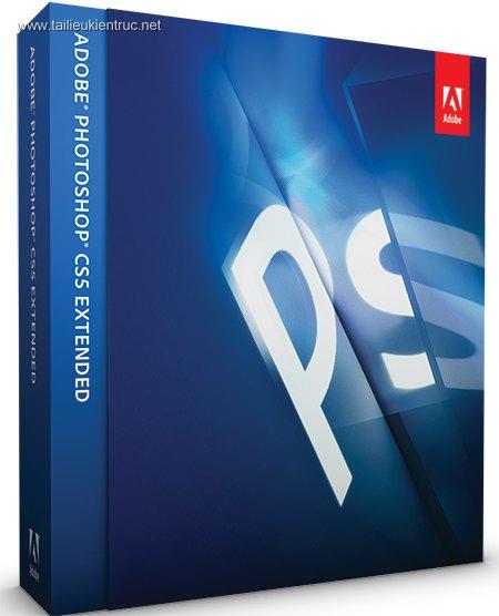 Phần mềm Photoshop CS5