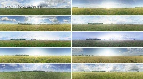 10 Maps HDRI bầu trời đẹp nhất của VizPeople