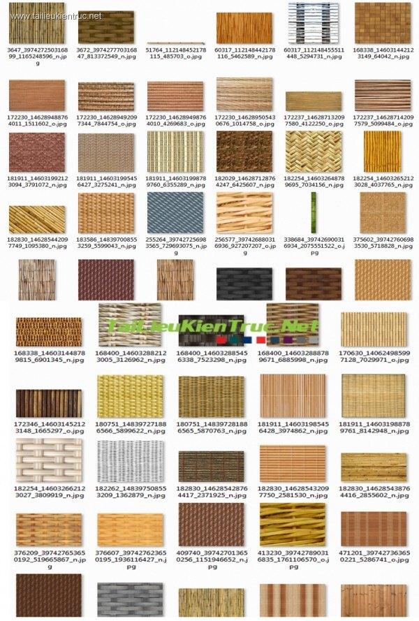 Thư viện Map Bamboo (Mây Tre Đan) 001