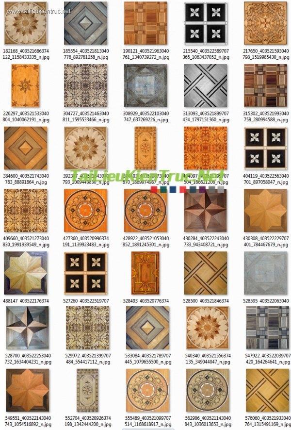 Thư viện Map sàn Gỗ (Wood Floors) 001